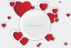 Free Heart Border Downloads For Microsoft Word Free Vector Download