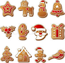 christmas sugar cookie clip art. Delighful Art Christmas Sugar Cookie Clip Art  Cartoon Cookies Gingerbread  In T
