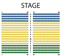 Atlantic City Beach Concert Seating Chart Packages Nov 2020 The Florida Smooth Jazz Weekend