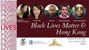 """Asian Cha Journal on Twitter: """"[TONIGHT: Tues 30 June; 7:30 pm HK] """"Black  Lives Matter & Hong Kong"""" features Emily Chow, Titus Levi, Wesley McLaughlin,  & Sakina Abdus Shakur. [Find out what time it will be where you are:  https://t.co/kMQK2zO67D]"""
