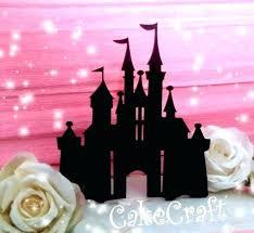 Disney Castle Wedding Cake Topper Theodoreashfordcom