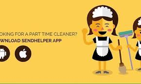 Need Some Help This App Lets You Book A Cleaner In Five Minutes