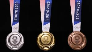 Olympic Medal Designs Since 1896 Tokyo 2020 Olympic Medal Designs Unveiled With One Year To Go
