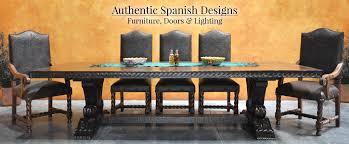 rustic spanish style furniture. Rustic Outdoor Dining Furniture \u2013 Wonderful Spanish Style Doors \u0026 Lighting Demejico Los Angeles C