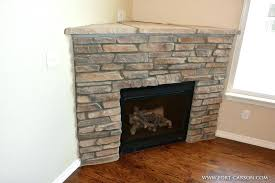corner fireplace with tv above readingsolution co