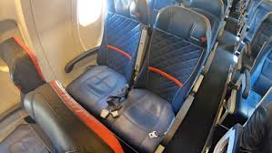 Delta Connection Seating Chart Review Delta Air Lines Crj900 First Class And Comfort