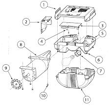Genie garage door opener parts diagram doors chamberlain doorer list