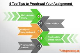 top tips to proof your assignment assignment help online custom essay help case study help online coursework help online