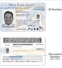 Dmv Enhanced New Driver Get edl License York An