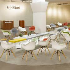 Vitra Eames Plastic Armchair Daw Stuhl Bruno Wickartch