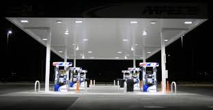 what makes led gas station lighting the best