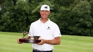 zehn sieglosen Jahren auf der PGA Tour
