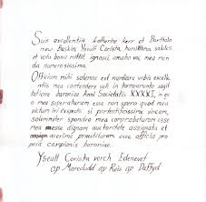 champions of the sca barony of southron gaard for a particularly fine letter of intent composed and scribed by yseult corista verch edenevet in a s xli
