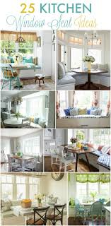 Bay Window Kitchen 25 Kitchen Window Seat Ideas Home Stories A To Z