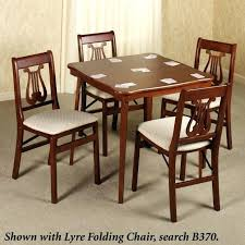 round folding card table and chairs furniture card table and chairs elegant round card table and