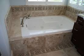 full size of tile around bathtub edge tiling around a tub with a lip tiling a