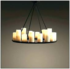 candle chandelier non electric lighting outdoor for