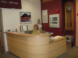 main office. The Main Office F