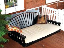 day bed swing hanging daybed swing diy daybed swing plans