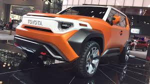 Toyota FT4X Concept Car FIRST DESIGN REVIEW - LIVE from the ...