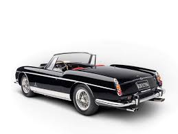 Dimensions, wheel and tyres produced in two series between 1960 and 1964, the 400 superamerica was one of those flagship. Le Monde Edmond A Very Rare 1962 Ferrari 400 Superamerica Cabriolet