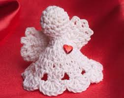 Free Christmas Crochet Patterns Interesting Angels Among Us 48 LastMinute Free Christmas Crochet Patterns