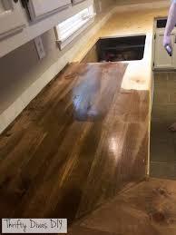 beste diy kitchen countertop ideas farmhouse countertops butcher block counters