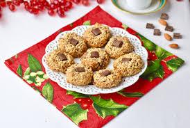 Hood Light Eggnog Hood Eggnog Almond Chocolate Chunk Cookies