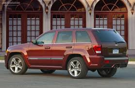 JEEP Grand Cherokee SRT-8 specs - 2006, 2007, 2008, 2009, 2010 ...