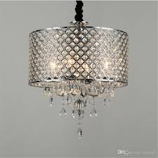 led chandelier crystal chandelier round bedroom for living room for dining room wrought iron chandelier e14 110v 220v contemporary chandeliers chandelier
