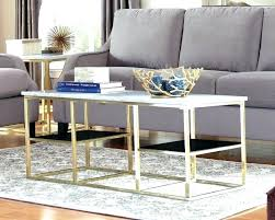 silver glass coffee table gold metal and end tables oval wood round marble top steve orion chrome set