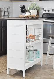 25 easy diy kitchen island ideas that you can build on a budget how to