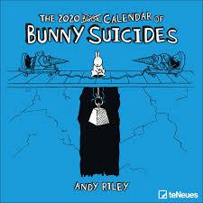 Image Of 2020 Calendar Bunny Suicides Calendar 2020