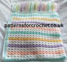 Baby Afghan Patterns Best 48 Best CrochetBaby Afghans Images On Pinterest Baby Afghans