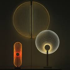 innovative lighting and design. Creating Light And Patterns: Innovative Color-changing LED Lamps | Design Scoop Lighting