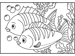 fishing coloring pages to print free rainbow fish coloring pages template 2 page s fun time