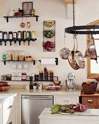 For Narrow Kitchens Small And Narrow Kitchen Spaces Storage Solutions With Wall