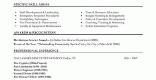 Wildland Firefighter Resume Archives Myacereporter Com