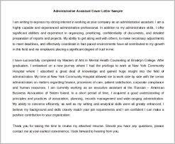 Simple CV Cover Letter