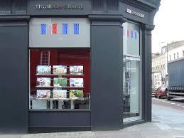 estate agent office design. Thomson Currie Retail Design Exterior Estate Agent Office
