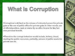 of corruption essay problem of corruption essay