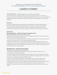 Forbes Resume Template Free Resume Objectives Template Download