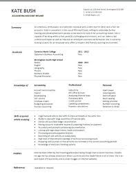 Sample Resume Of Accounting Clerk Accounting Clerk Resume Sample ...