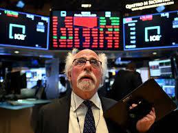 Stock market: Dow Jones falls to 2017 ...
