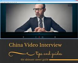 How To Dress For A Video Interview Nail Your China Video Interview In These 5 Steps China