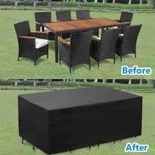 furniture sofa chair table garden patio