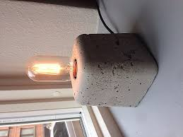 homemade lighting ideas. Tree Wall Sconce Unique Diy Concrete Lamp Homemade Lighting Ideas Pinterest Hi-Res Wallpaper Photos