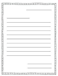 Diary Format Template Home Education Daily Learning Journal Writing Template