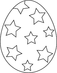 Free Easter Egg Template Pdf 11kb 1 Page S