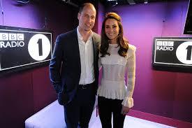Radio 1 Chart Show William And Kate Radio 1 Watch The Duke And Duchess Of